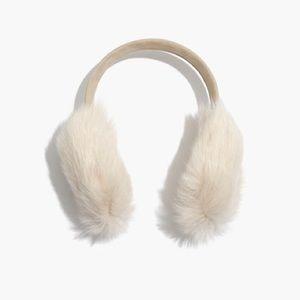 Madewell Shearling Earmuffs